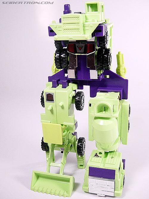 Transformers G1 1985 Devastator (Devastar) (Image #32 of 78)