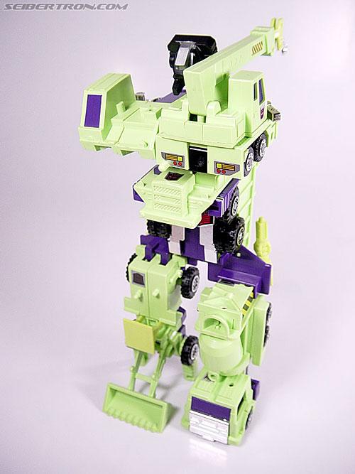 Transformers G1 1985 Devastator (Devastar) (Image #33 of 78)