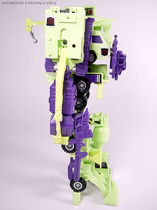 Transformers G1 1985 Devastator (Devastar) (Image #43 of 78)