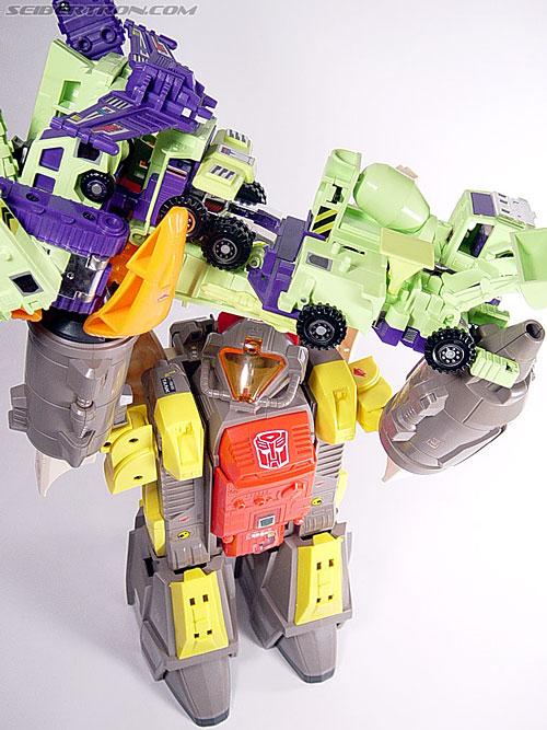 Transformers G1 1985 Devastator (Devastar) (Image #74 of 78)