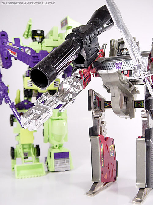 Transformers G1 1985 Devastator (Devastar) (Image #76 of 78)