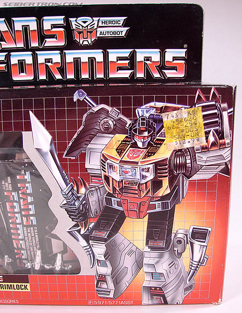 Transformers G1 1985 Grimlock (Image #3 of 168)