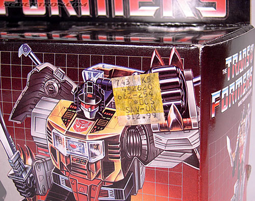 Transformers G1 1985 Grimlock (Image #5 of 168)