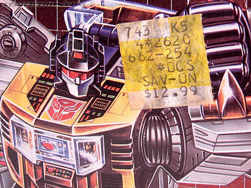 Transformers G1 1985 Grimlock (Image #6 of 168)