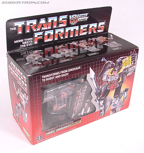 Transformers G1 1985 Grimlock (Image #7 of 168)