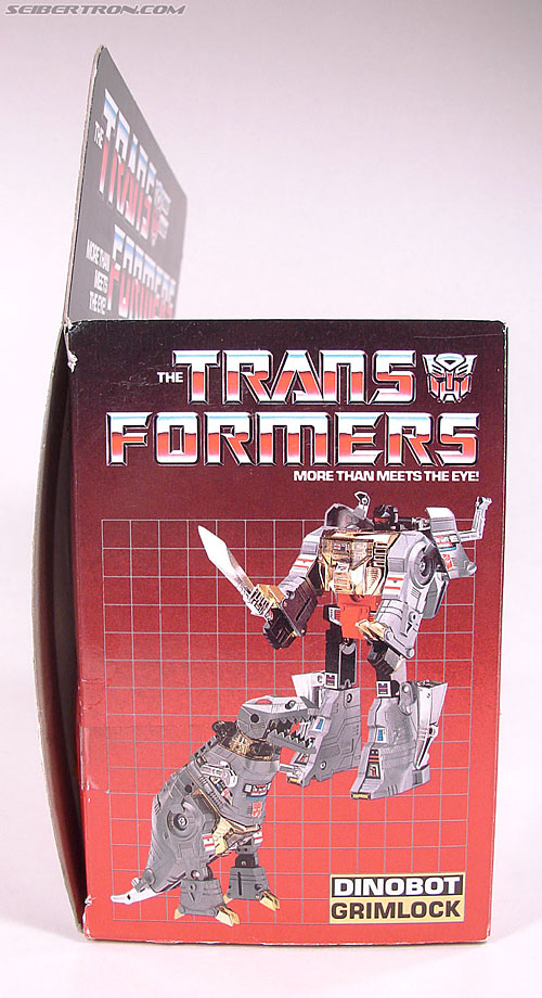 Transformers G1 1985 Grimlock (Image #9 of 168)