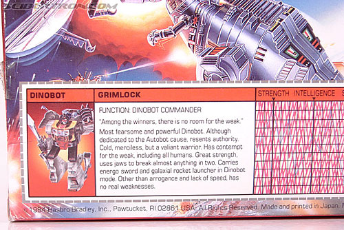 Transformers G1 1985 Grimlock (Image #13 of 168)