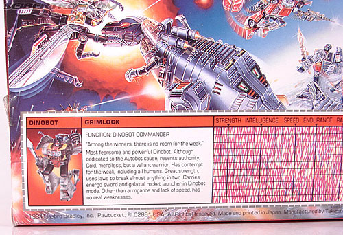Transformers G1 1985 Grimlock (Image #14 of 168)