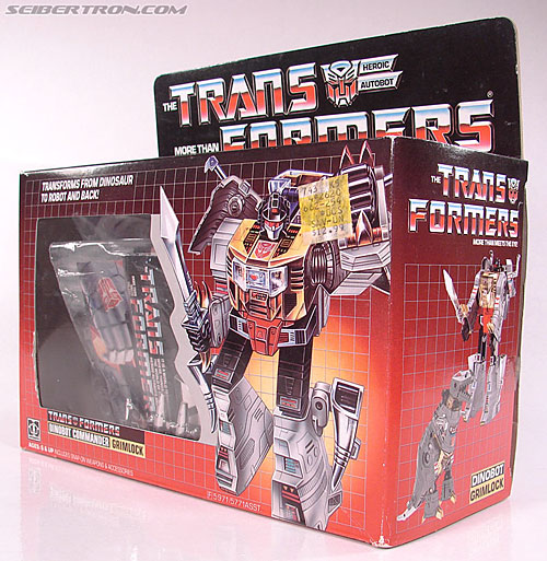 Transformers G1 1985 Grimlock (Image #20 of 168)