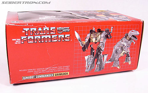 Transformers G1 1985 Grimlock (Image #23 of 168)