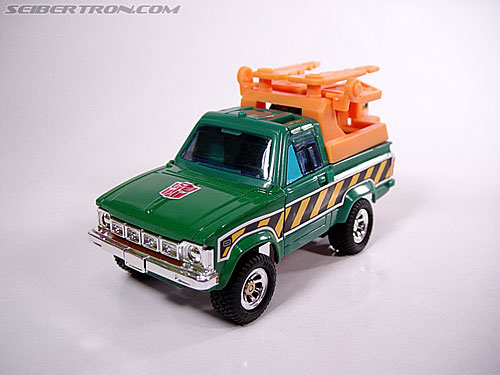 Transformers G1 1985 Hoist (Reissue) (Image #1 of 44)