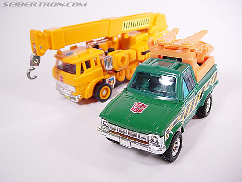 Transformers G1 1985 Hoist (Reissue) (Image #11 of 44)