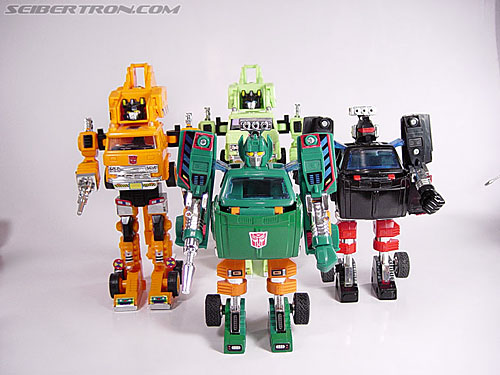 Transformers G1 1985 Hoist (Reissue) (Image #16 of 44)