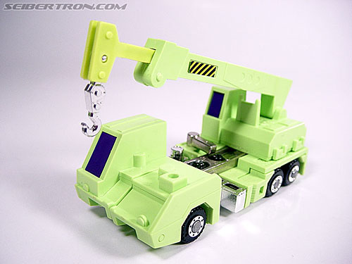 Transformers G1 1985 Hook (Glen) (Image #13 of 36)