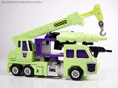 Transformers G1 1985 Hook (Glen) (Image #17 of 36)