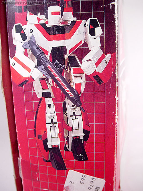 Transformers G1 1985 Jetfire (Skyfire) (Image #8 of 116)