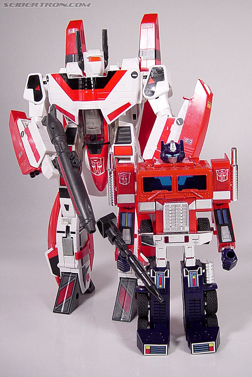 Transformers G1 1985 Jetfire (Skyfire) (Image #112 of 116)