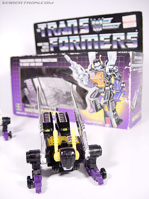 Transformers G1 1985 Kickback (Image #4 of 41)