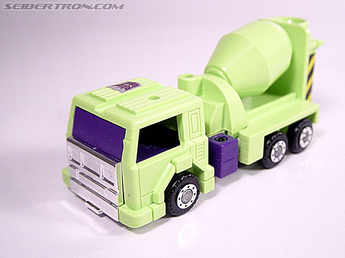 Transformers G1 1985 Mixmaster (Image #3 of 38)