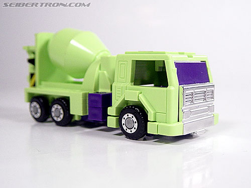 Transformers G1 1985 Mixmaster (Image #7 of 38)