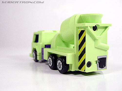 Transformers G1 1985 Mixmaster (Image #11 of 38)