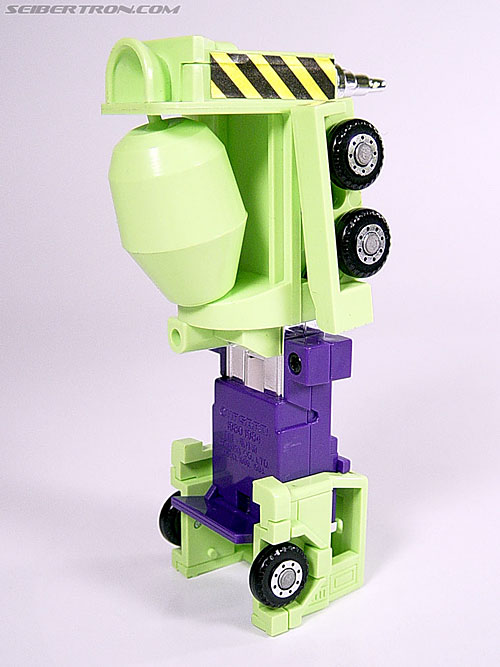 Transformers G1 1985 Mixmaster (Image #24 of 38)