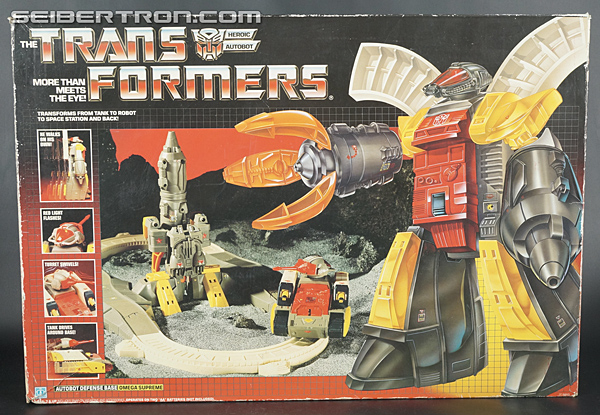 Transformers G1 1985 Omega Supreme (Image #1 of 141)