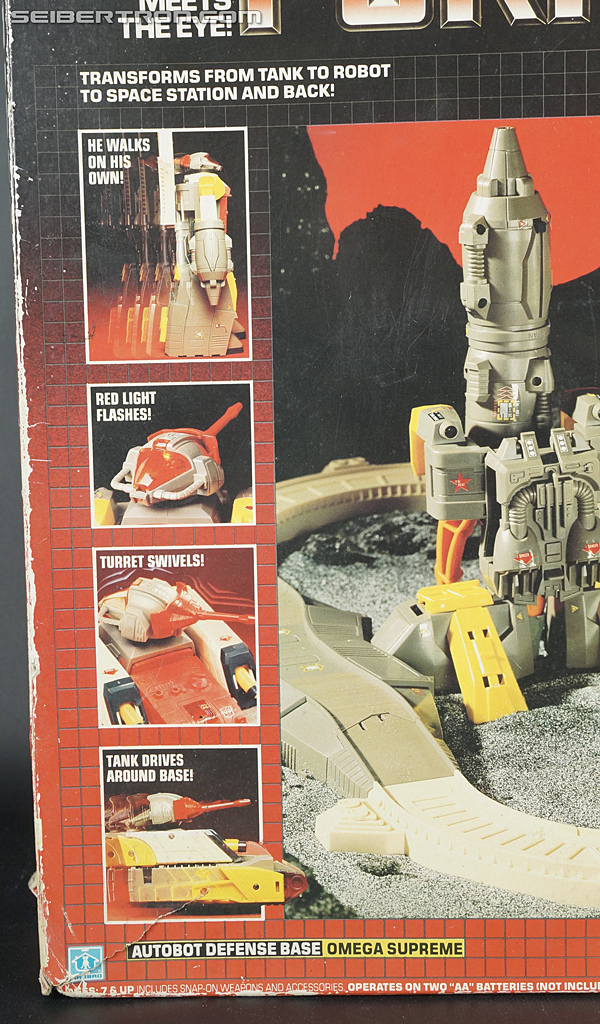 Transformers G1 1985 Omega Supreme (Image #5 of 141)