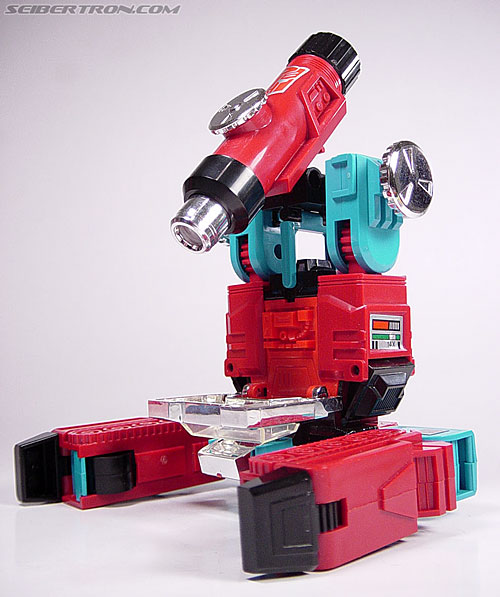 Transformers G1 1985 Perceptor (Image #9 of 57)