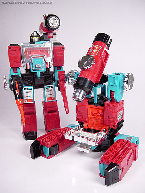 Transformers G1 1985 Perceptor Toy Gallery Image 13 Of 57