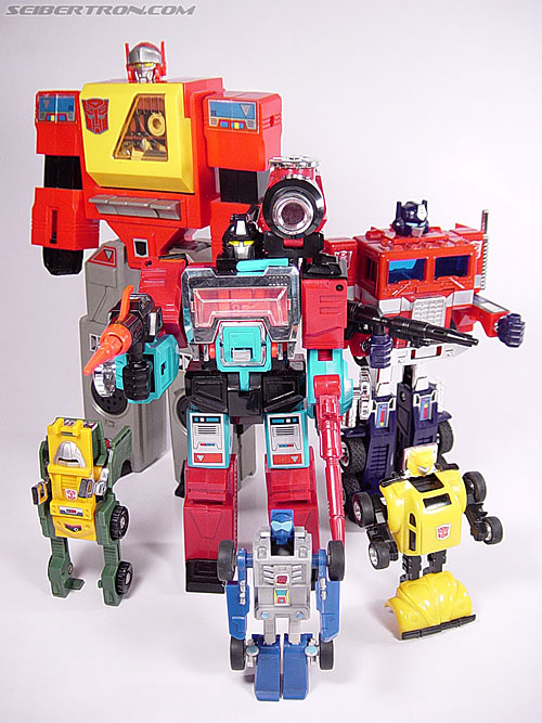 Transformers G1 1985 Perceptor (Image #56 of 57)