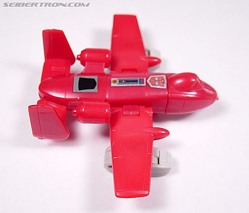 Transformers G1 1985 Powerglide (Reissue) (Image #4 of 33)