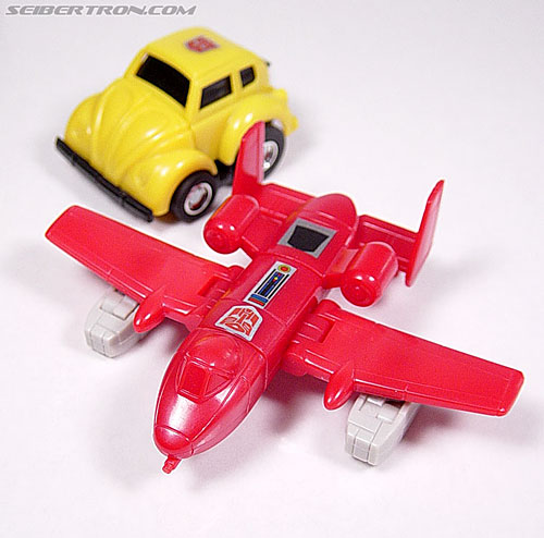 Transformers G1 1985 Powerglide (Reissue) (Image #11 of 33)