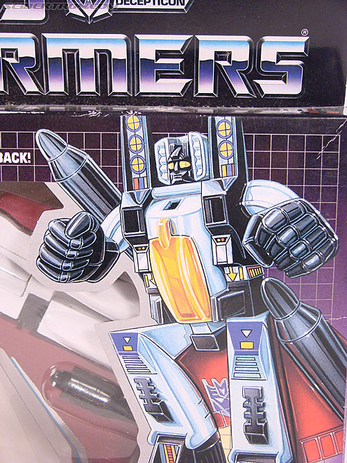 Transformers G1 1985 Ramjet (Image #2 of 168)