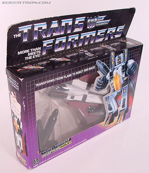 Transformers G1 1985 Ramjet (Image #5 of 168)