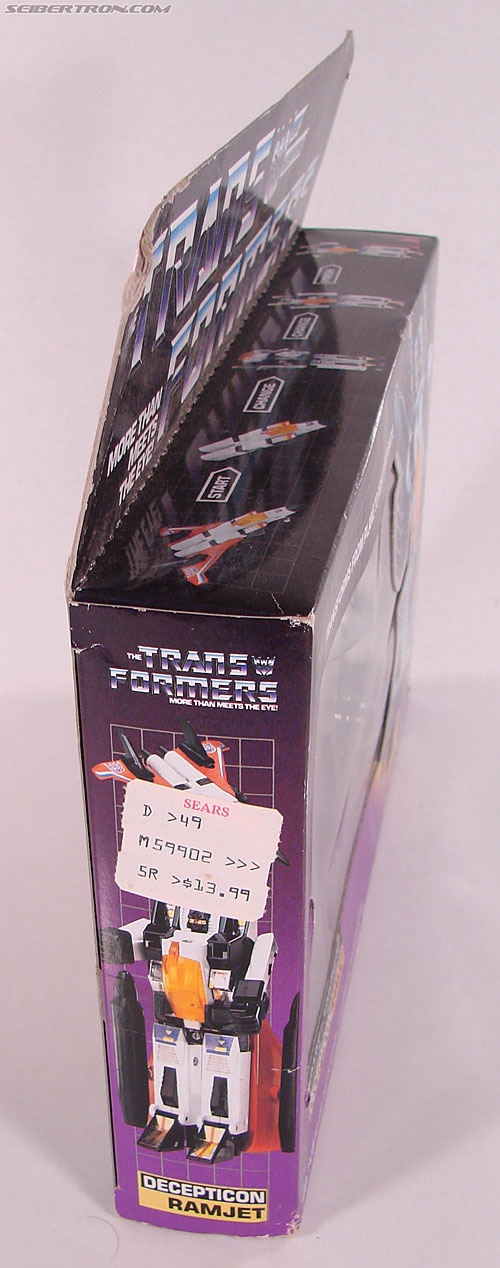 Transformers G1 1985 Ramjet (Image #6 of 168)