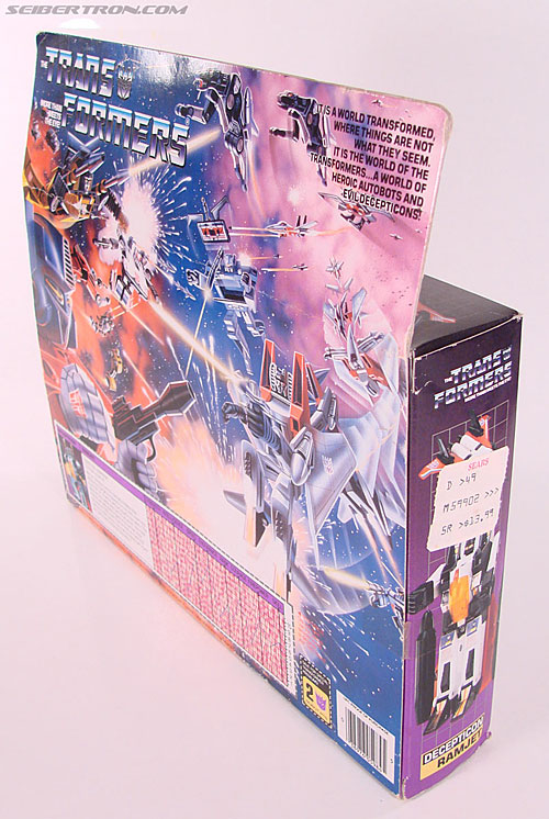 Transformers G1 1985 Ramjet (Image #8 of 168)