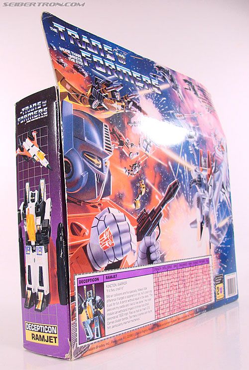 Transformers G1 1985 Ramjet (Image #13 of 168)