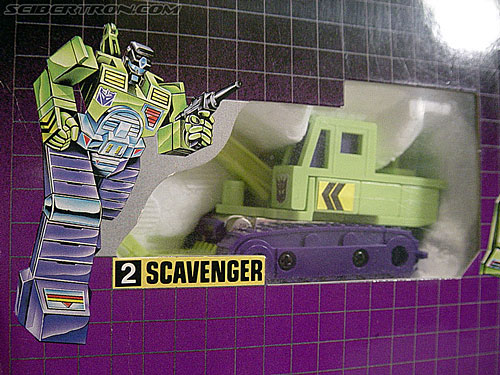 Transformers G1 1985 Scavenger (Image #1 of 34)