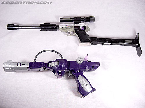 Transformers G1 1985 Shockwave (Laserwave) (Image #20 of 44)