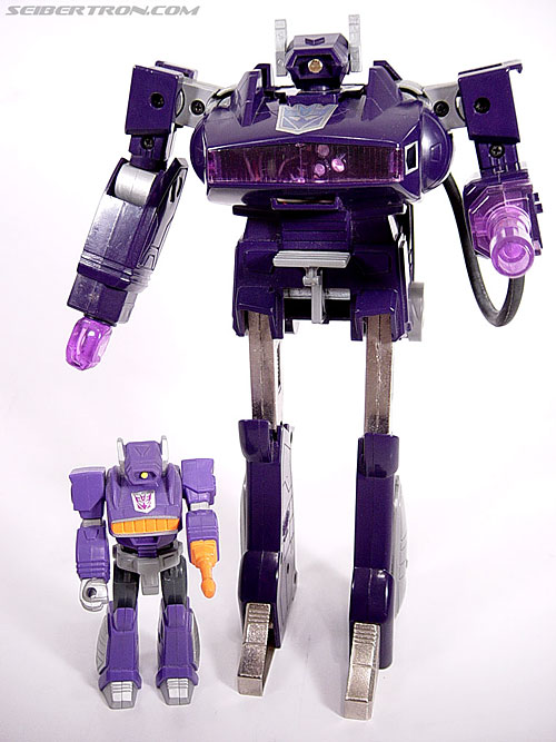 Transformers G1 1985 Shockwave (Laserwave) Toy Gallery ...