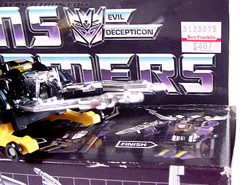 Transformers G1 1985 Shrapnel (Image #10 of 43)