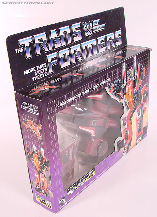 Transformers G1 1985 Thrust (Image #5 of 166)