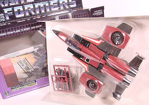 Transformers G1 1985 Thrust (Image #21 of 166)