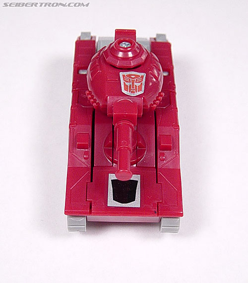 Transformers G1 1985 Warpath (Reissue) (Image #1 of 37)