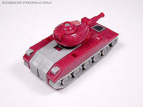 Transformers G1 1985 Warpath (Reissue) (Image #4 of 37)