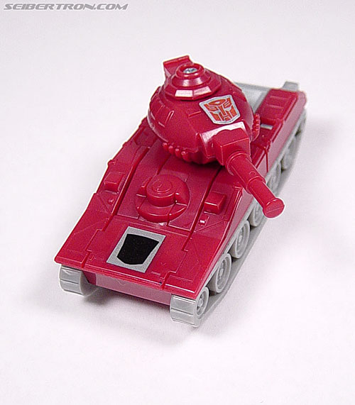 Transformers G1 1985 Warpath (Reissue) (Image #9 of 37)