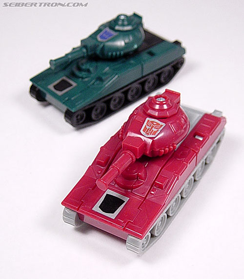 Transformers G1 1985 Warpath (Reissue) (Image #13 of 37)