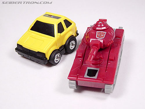 Transformers G1 1985 Warpath (Reissue) (Image #16 of 37)