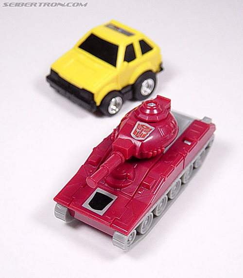 Transformers G1 1985 Warpath (Reissue) (Image #17 of 37)